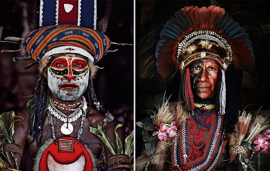 Goroka of Indonesia and Papua New Guinea