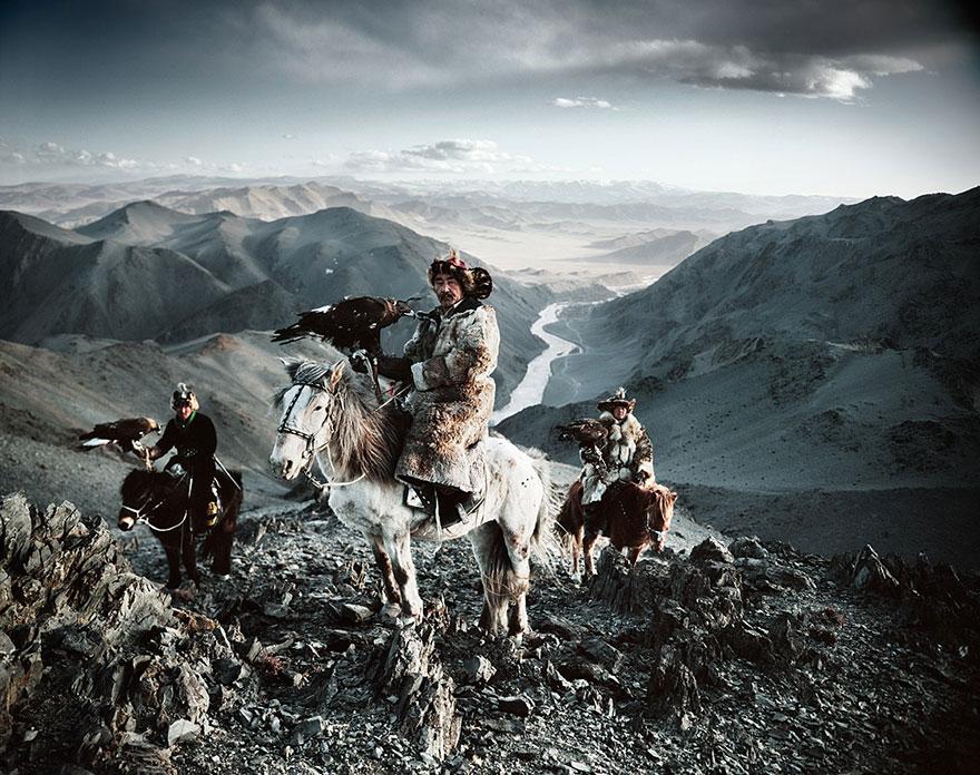 Kazakhs of Mongolia