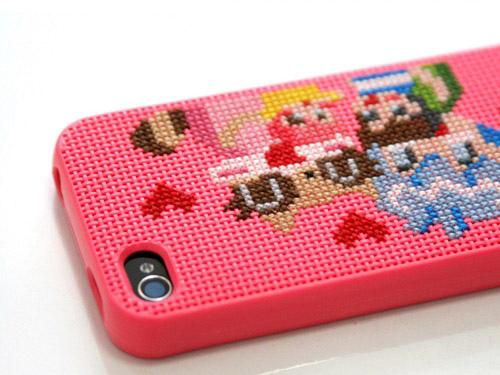 iPhone & Cross Stitch Fun!