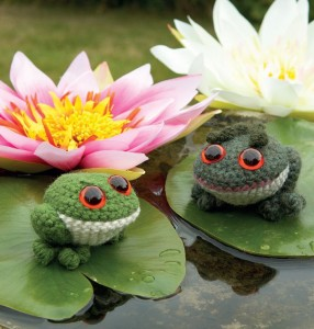 Little Frogs and Toads