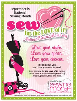 Sew For The Love Of It