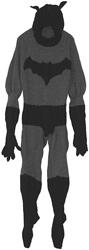 Batman 3 2006 by Mark Newport