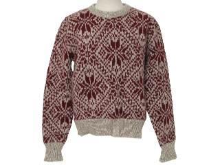 Ugly Christmas Sweaters - Ski Sweaters