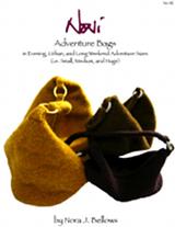Noni Designs - Adventure Weekend Bag
