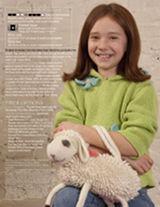 Noni Designs - Sheep Bag
