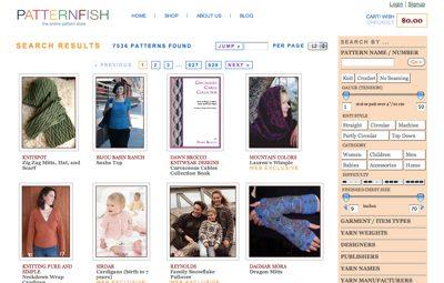 Patternfish: Patterns Galore
