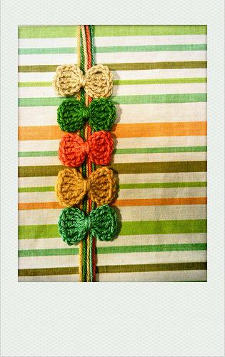 Super Simple Crochet Bows by Adaiha