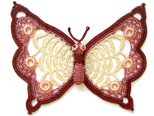 Pattern: Crochet Butterflies