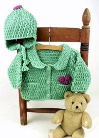 Eco Baby Jacket