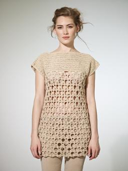Knit Rowan Tunic
