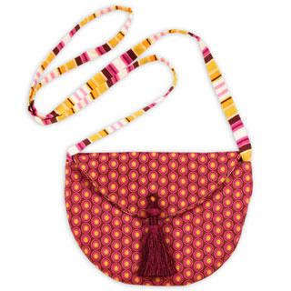 Pattern: Saddle Bag