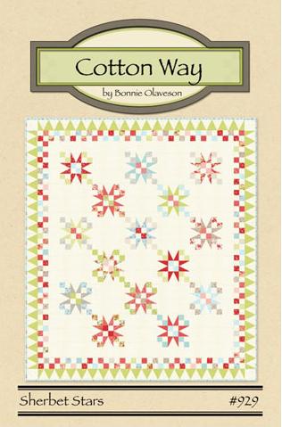 Sherbet Stars by Cotton Way