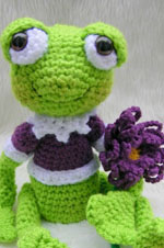 Teri Crews Designs - Simply Sweet Frog
