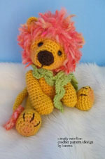 Teri Crews Designs - Simply Cute Lion
