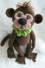 Teri Crews Designs - Simple Sweet Monkey
