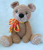 Teri Crews Designs - Teddy Bear for Hugs
