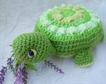 Teri Crews Designs - Simply Cute Turtle