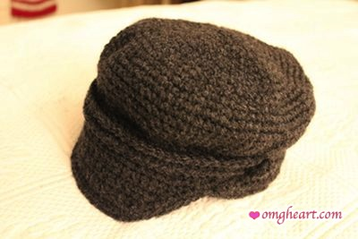 Newsboy Cap - Completed