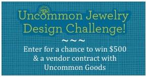Uncommon Goods Design Challenge