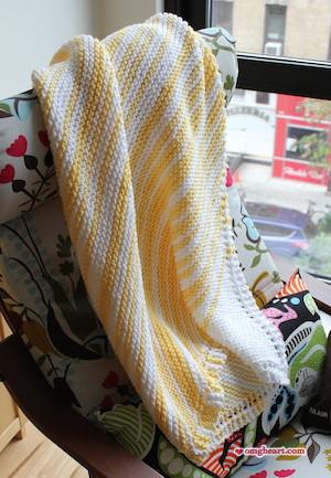 Pattern: De's Baby Blanket