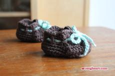 Crochet Cutie Bootie
