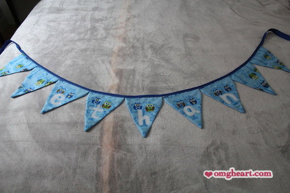 How-To: Simple Baby Bunting