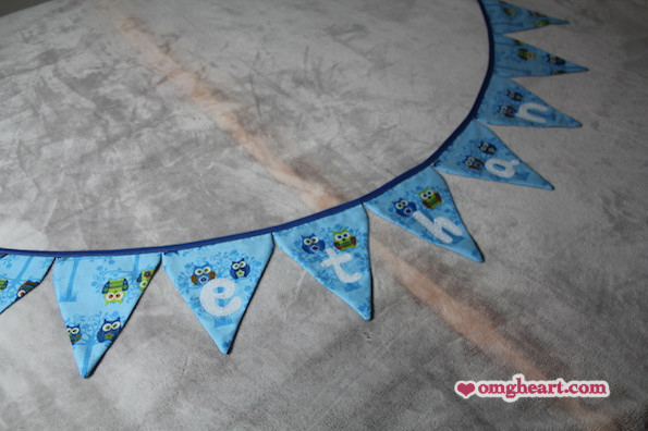 Simple Baby Bunting