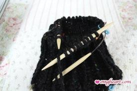 Boyfriend Hat - Changing Needles