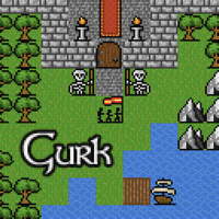 Gurk II Title Screen
