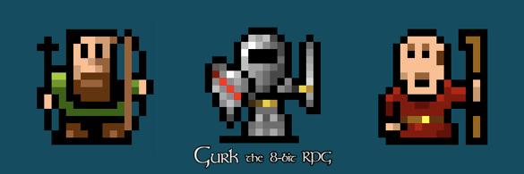 Gurk Heroes Screenshot - Feraldan, Sir Rugnar, Gorlok