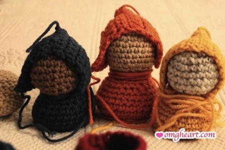 Project in Progress: Crochet Critters