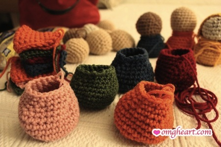 Project in Progress: Amigurumi Crochet Critters