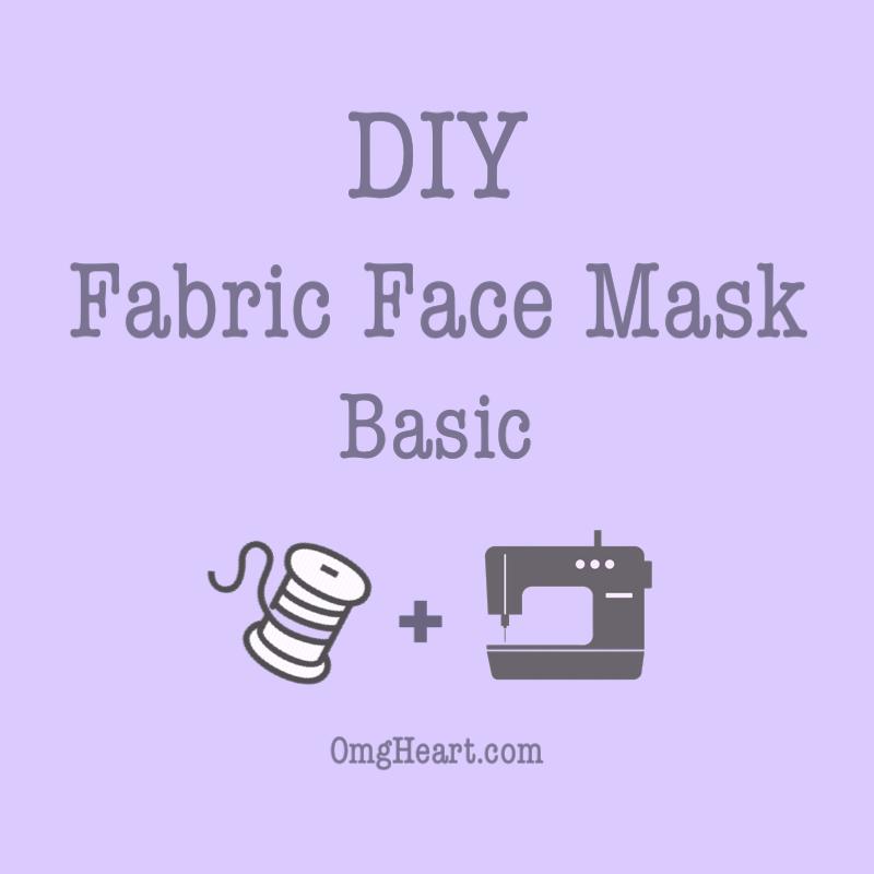 DIY: Face Mask #1 Basic