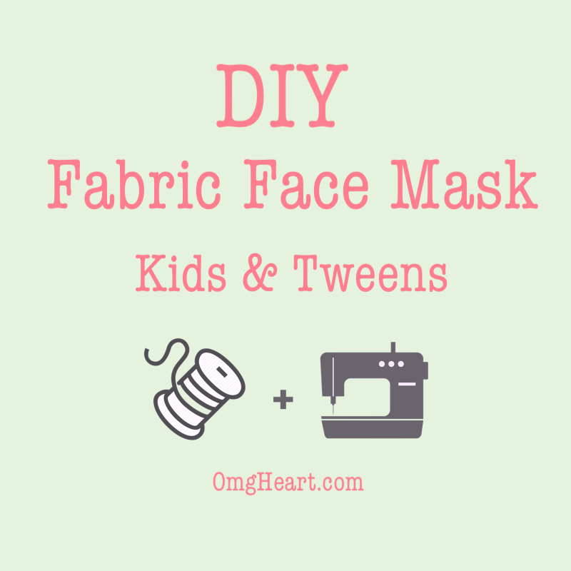 DIY: Face Mask #4 Kids