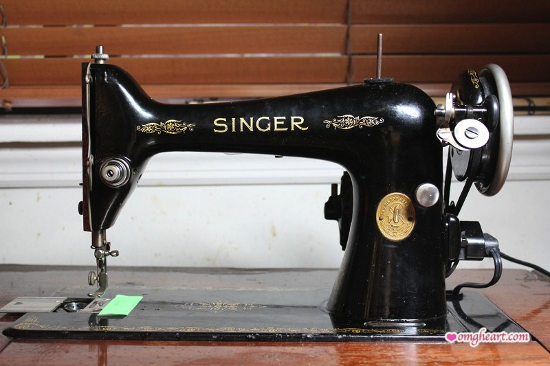 Singer Treadle 66