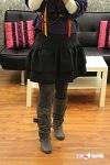 My Skirt - Ruffle Skirt by Burda #7462