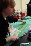 Jonathan at The Sewing Studio
