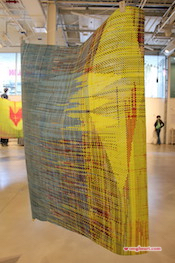 Woven Paper by Lorenzo Hurtado Segovia