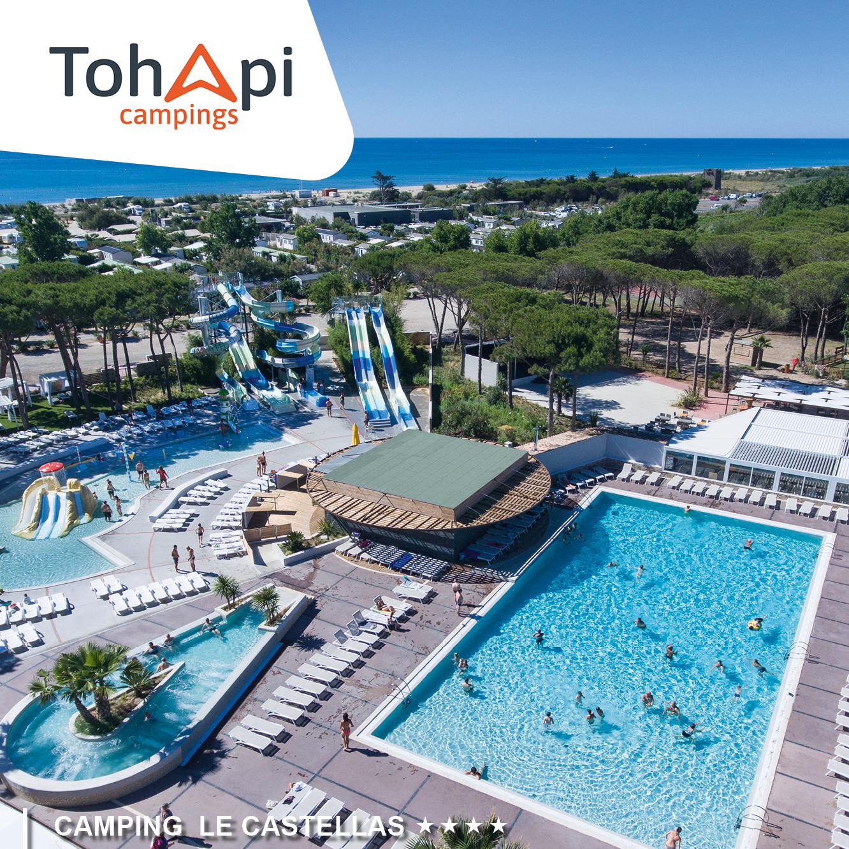 Tohapi - Plus de 250 campings en France et en Europe !