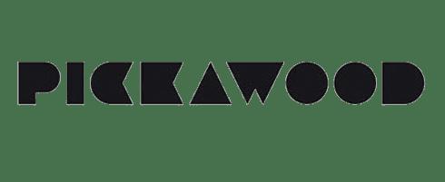 Pickawood logo