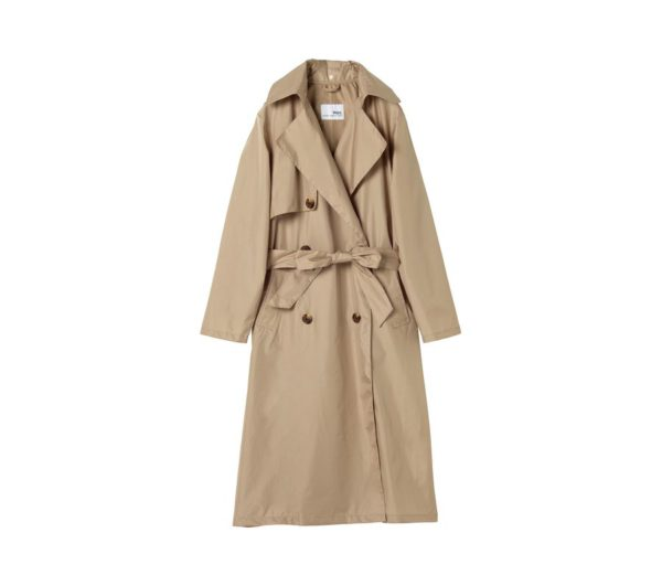 GOWN TRENCH