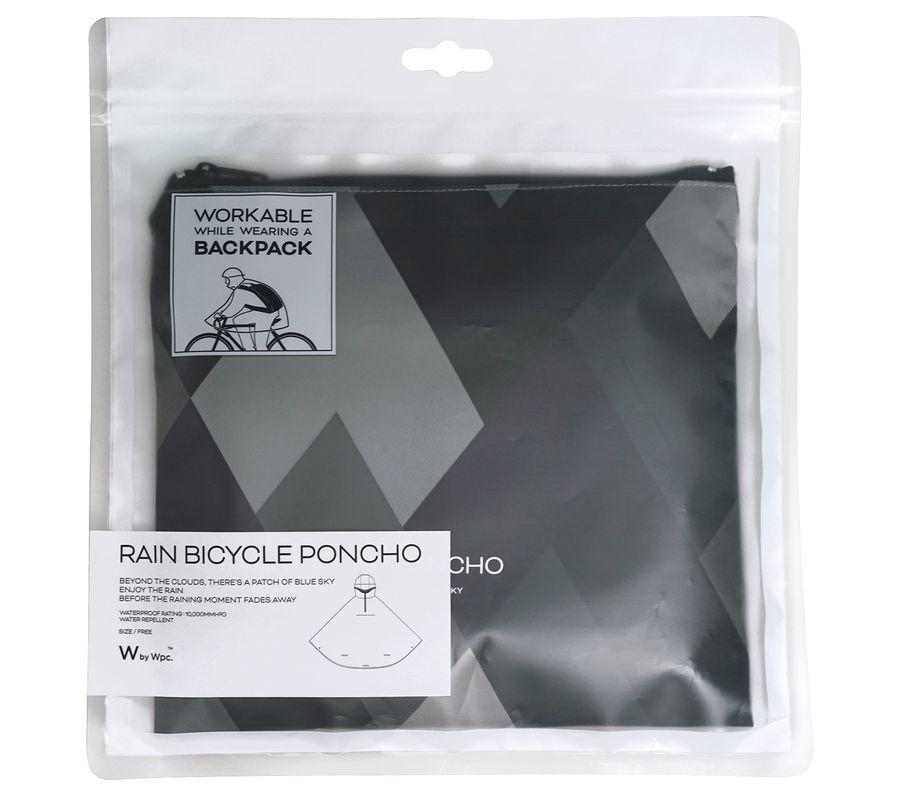 RAIN BICYCLE PONCHO-GEOMETRY画像4