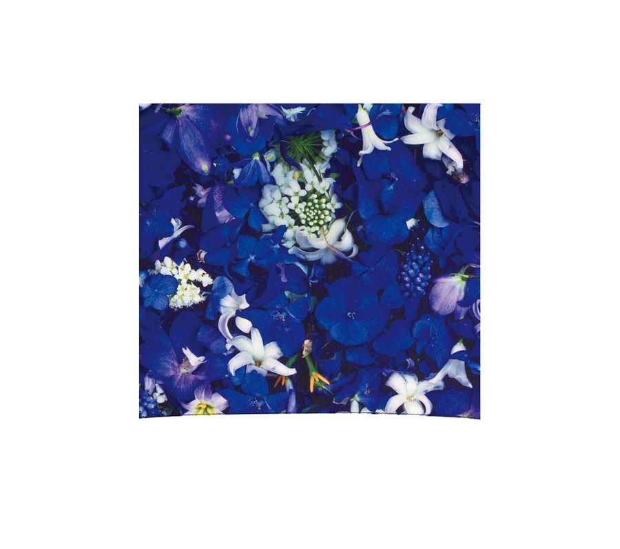 PLANTICA FLOWER UMBRELLA LONG NAVY画像4