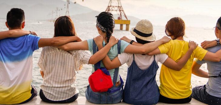 Viajar com Amigos pelo Brasil — 5 Destinos para Curtir com Amigos!