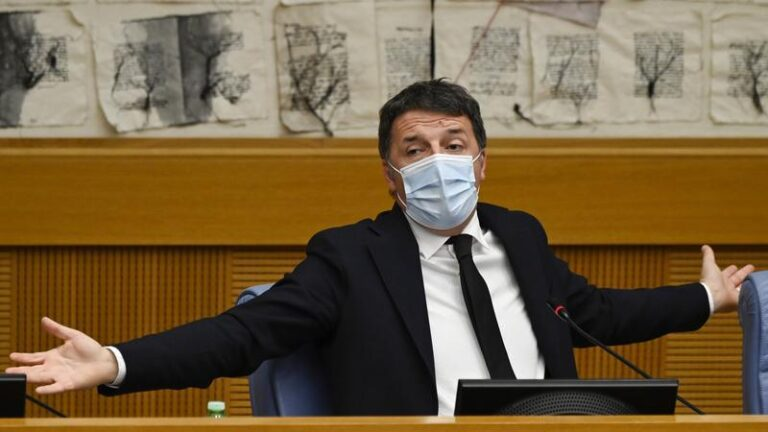 Italy's Renzi could back new government to avoid elections