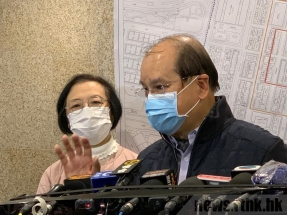 HK Covid cases top 10,000, one year into outbreak