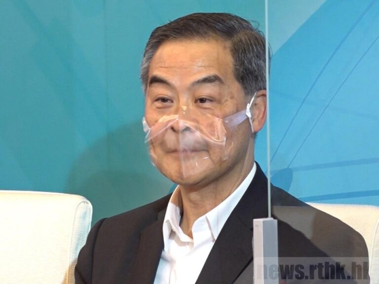 Electoral reform not too drastic for HK: CY Leung