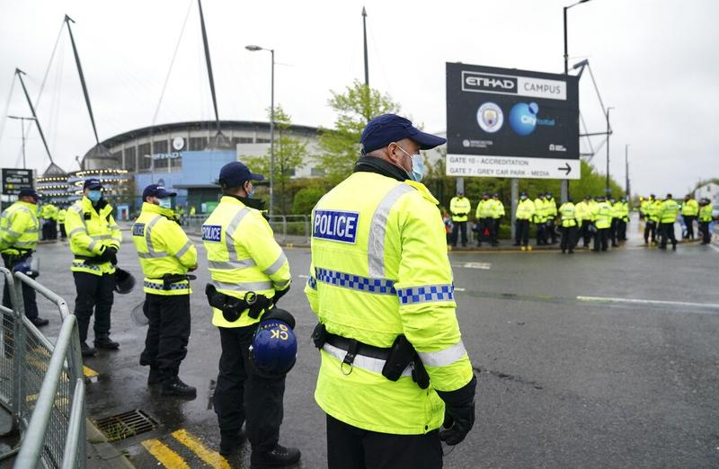 Report: 1,500 UK police officers investigated for misconduct