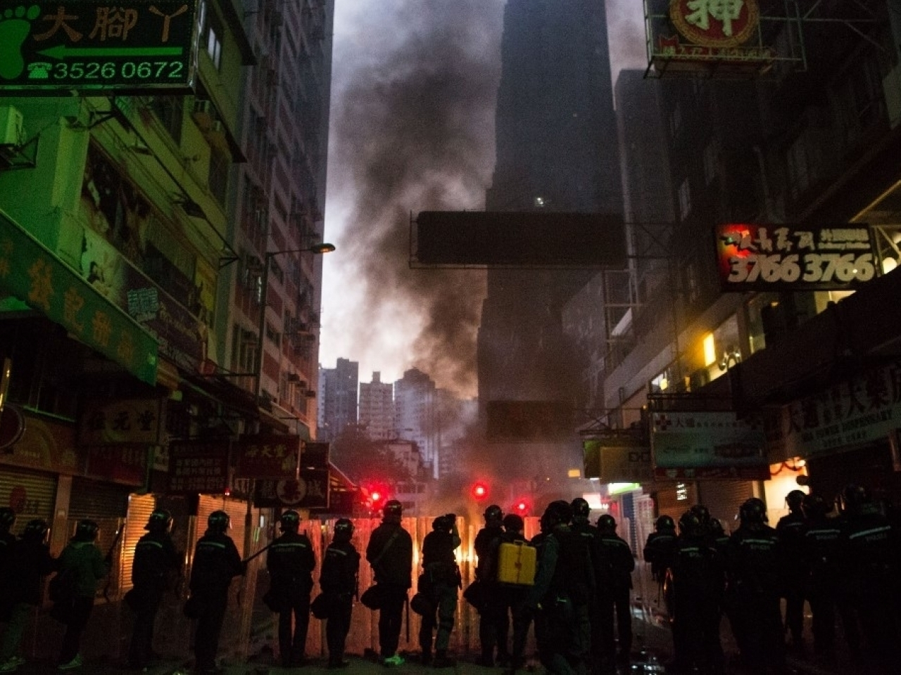 CFA agrees to hear appeal over 2016 Mong Kok unrest