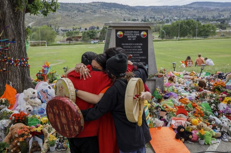 More than 750 graves found near former Canadian school